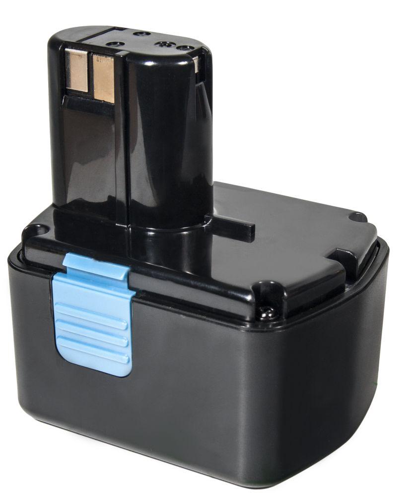 Фотография Аксессуар Практика 14.4V 1.5Ah NiCd 031-686 для Hitachi - дополнительный аккумулятор