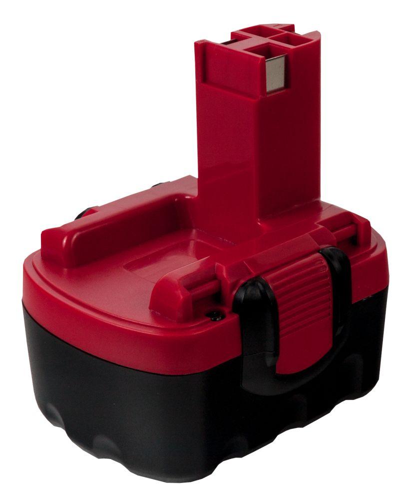 Фотография Аксессуар Практика 14.4V 1.5Ah NiCd 031-648 для Bosch - дополнительный аккумулятор