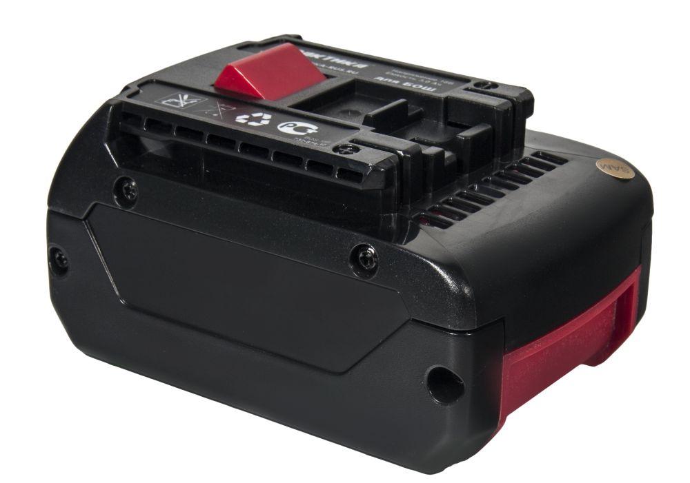 Фотография Аксессуар Практика 18V 3.0Ah Li-Ion 773-651 для Bosch - дополнительный аккумулятор