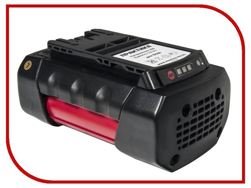 Аккумулятор Практика 36V 3.0Ah Li-Ion 773-668 для Bosch