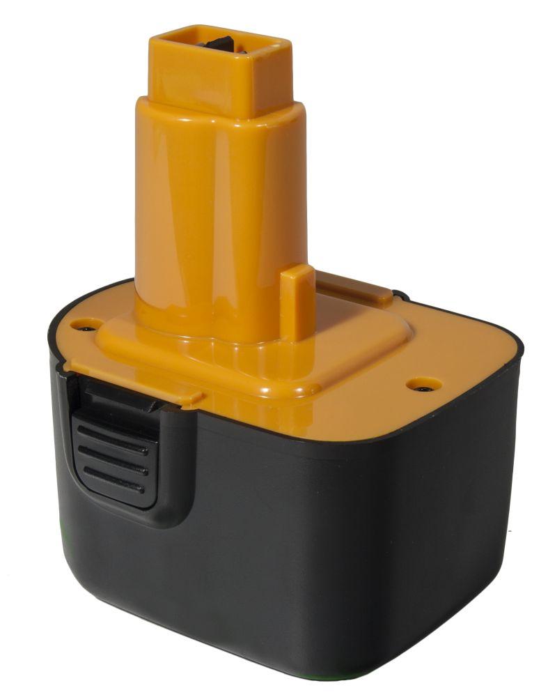 Аксессуар Практика 12V 2.0Ah NiMH 779-301 для DeWalt - дополнительный аккумулятор<br>