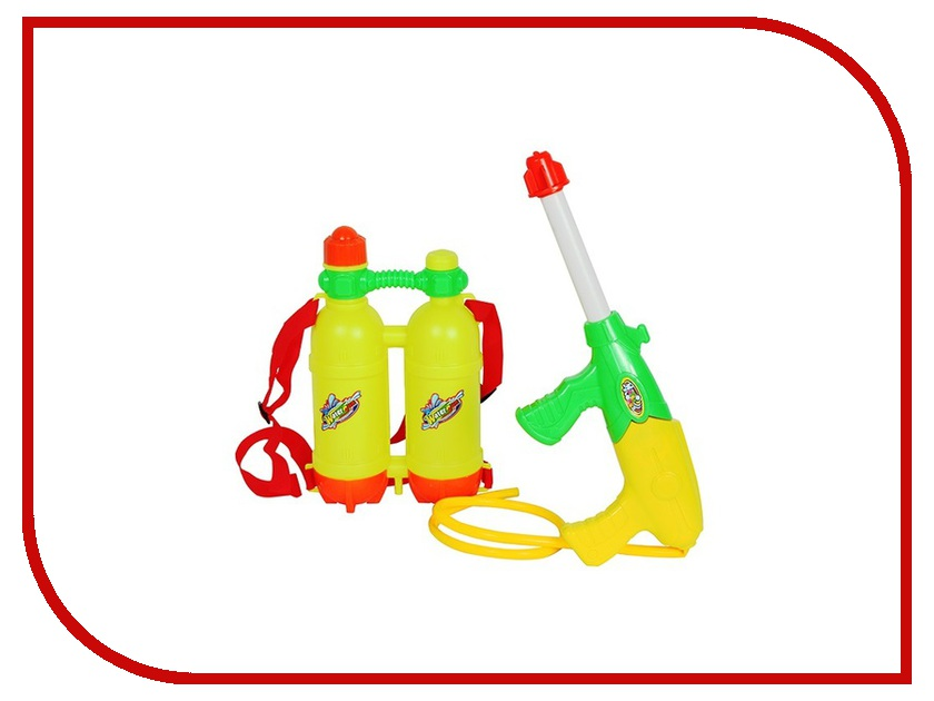 Бластер Bebelot Водомет BEB1106-017 игрушка для активного отдыха bebelot захват beb1106 045