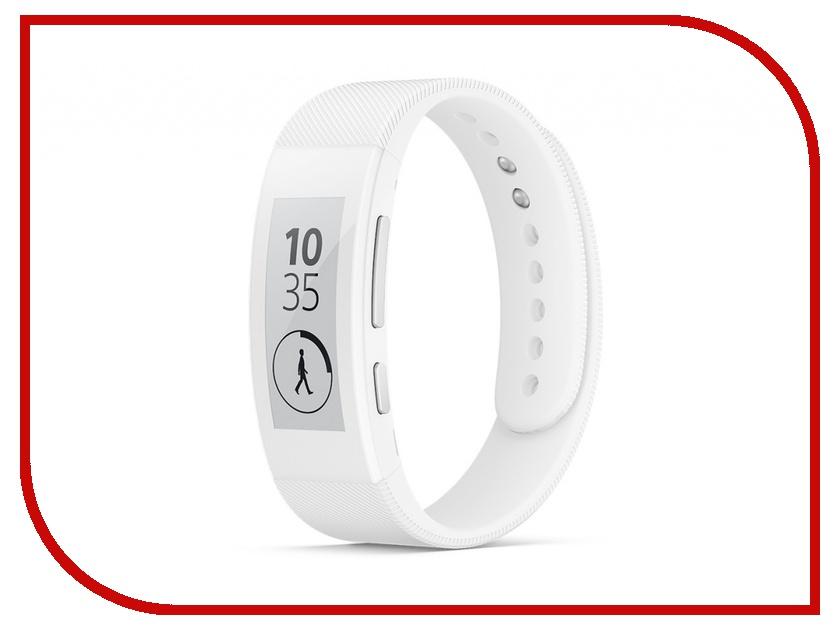 Умный браслет Sony SmartBand SWR30 White<br>