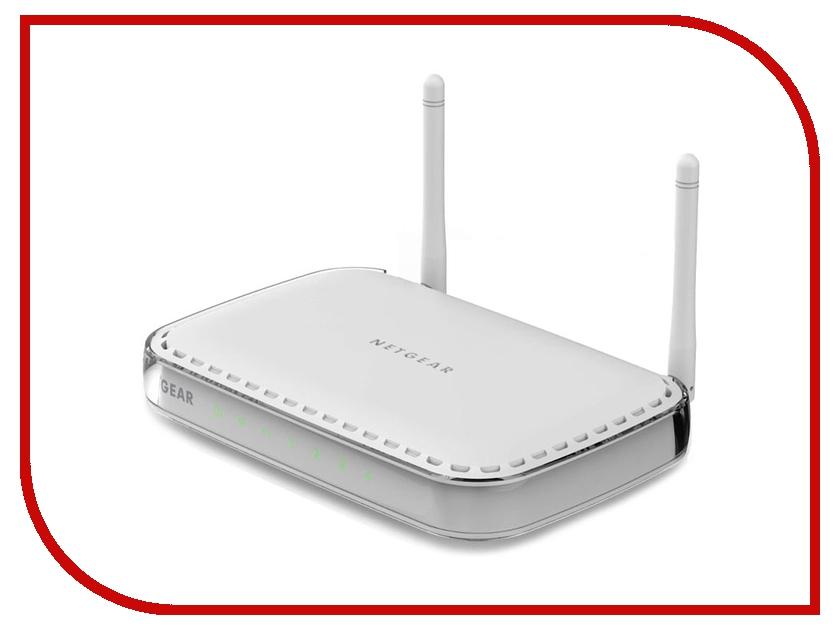 Wi-Fi роутер Netgear WNR614-100PES роутер беспроводной netgear orbi srk60 100eus wi fi белый