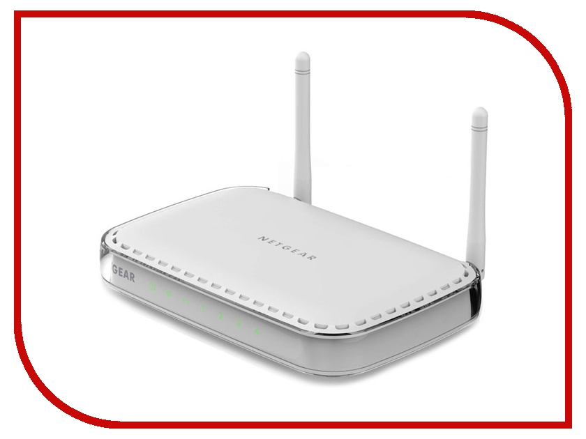 Wi-Fi роутер Netgear WNR614-100PES
