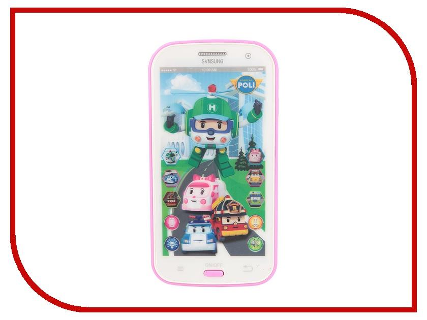 Сотовый телефон Smart Toys Трансформеры Pink TL001R<br>