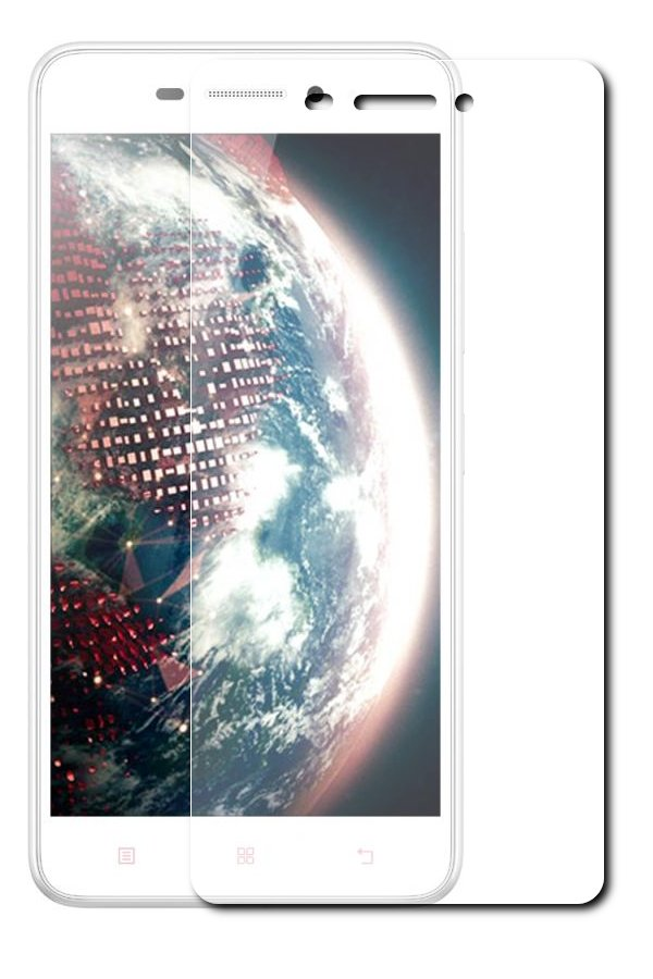 Аксессуар Защитное стекло Onext для iPhone 7 с рамкой White 41215