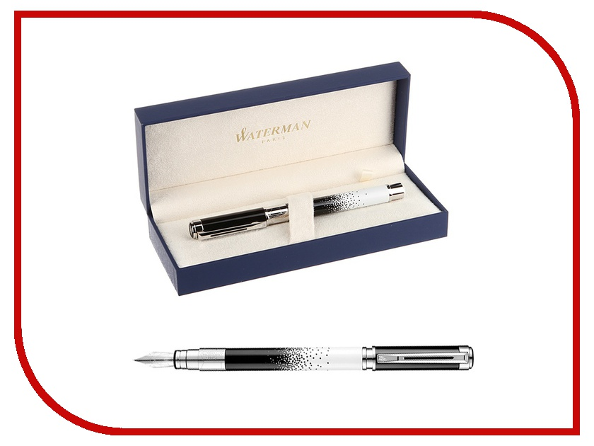 Ручка Waterman Perspektive Ombres et Lumieres Special Edition Black and White CT 1929704