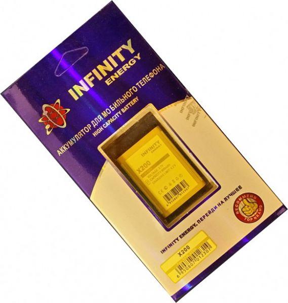 Аксессуар Аккумулятор Samsung X200 / E1100 / S3110 Infinity 900 mAh