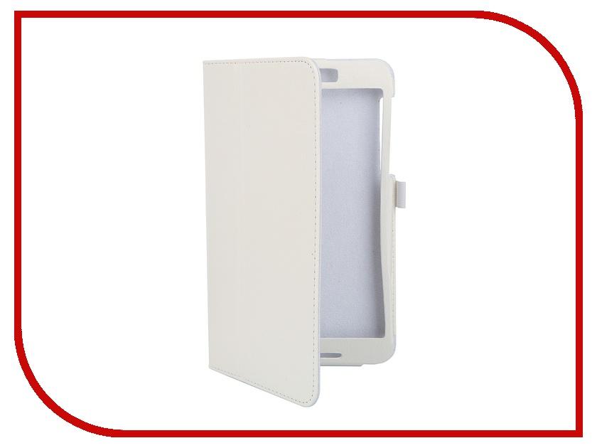 Аксессуар Чехол Palmexx for ASUS Fonepad 8 FE380CG Smartslim иск. кожа White PX/STC ASU FE380 WHITE