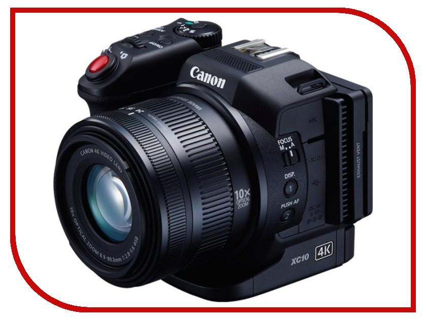 Zakazat.ru: Видеокамера Canon XC10