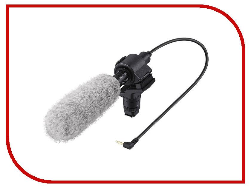 Микрофон Sony ECM-CG60 стереомикрофон sony ecm xyst1m