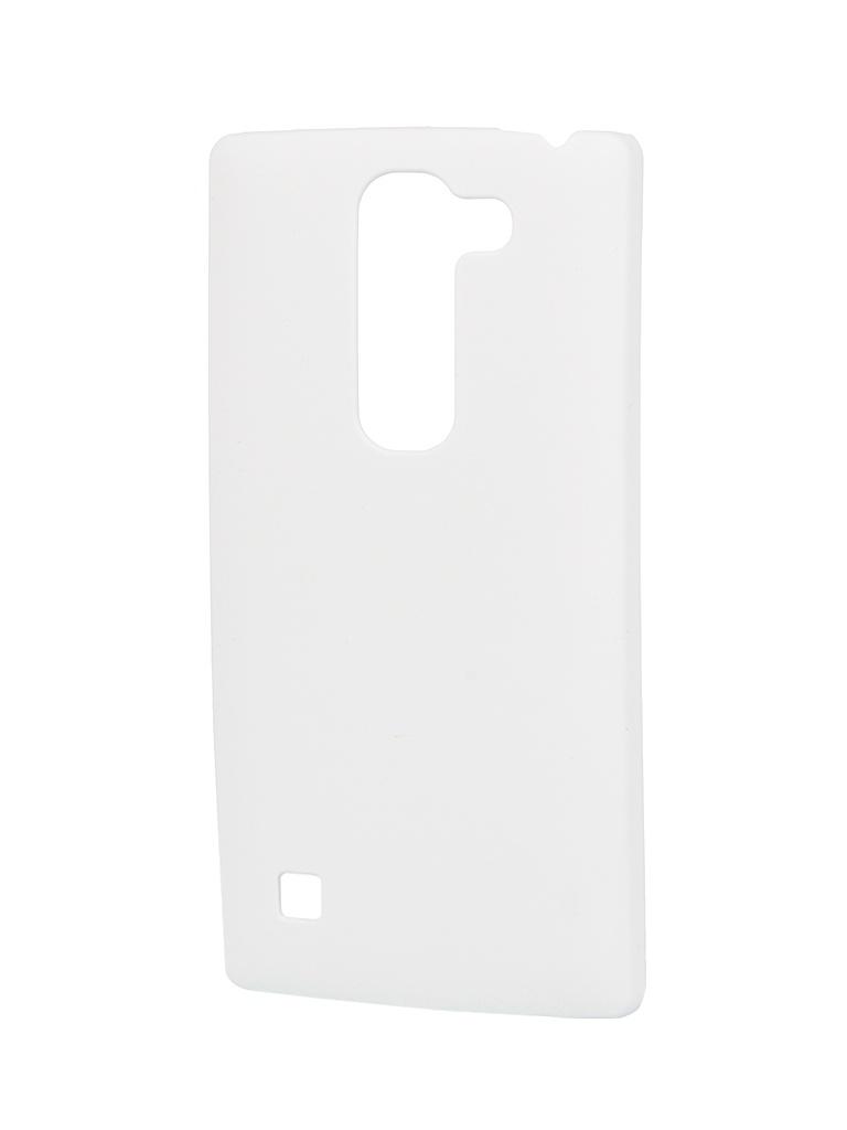 Аксессуар Чехол-накладка LG Magna Pulsar Clipcase PC Soft-Touch White PCC0058<br>