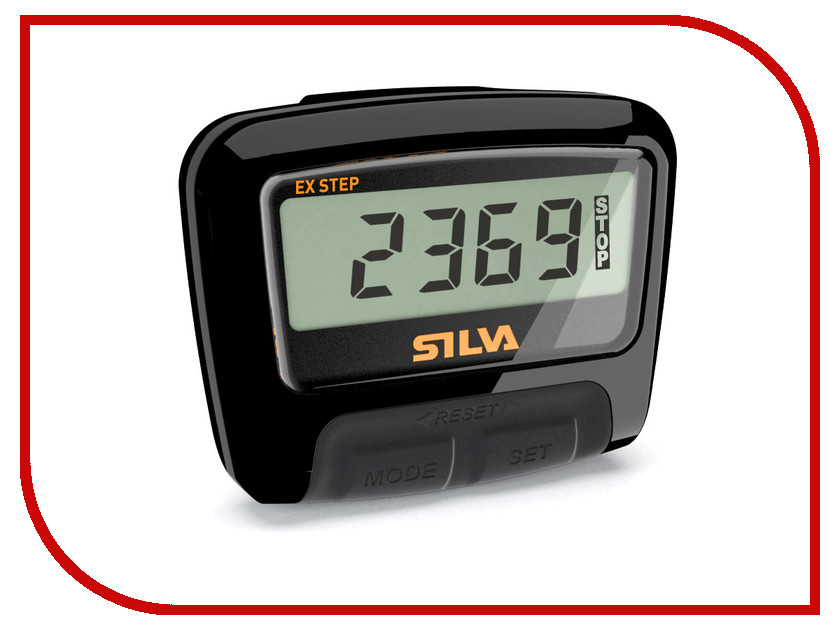 Шагомер Silva Pedometer EX Step 56052