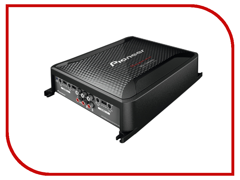 Усилитель Pioneer GM-D8604 Black pioneer x5600bt цена