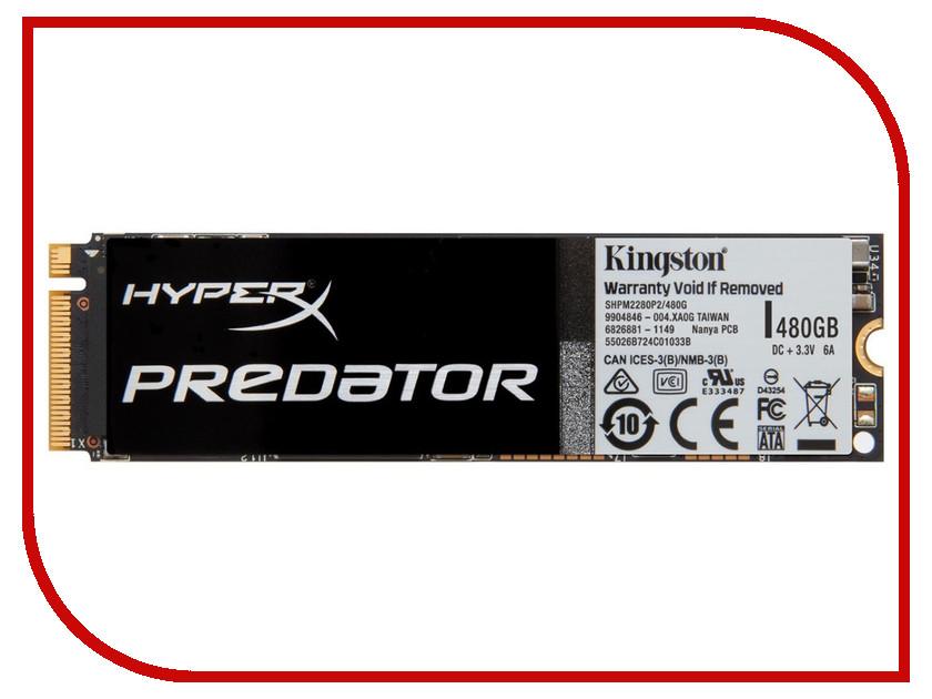 Жесткий диск 480Gb - Kingston SHPM2280P2/480G накопитель ssd kingston sms200s3 480g sms200s3 480g