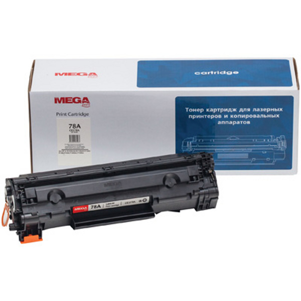 Аксессуар ProMega Print CE278A HP LJ Pro P1566/1606/M1530 Black