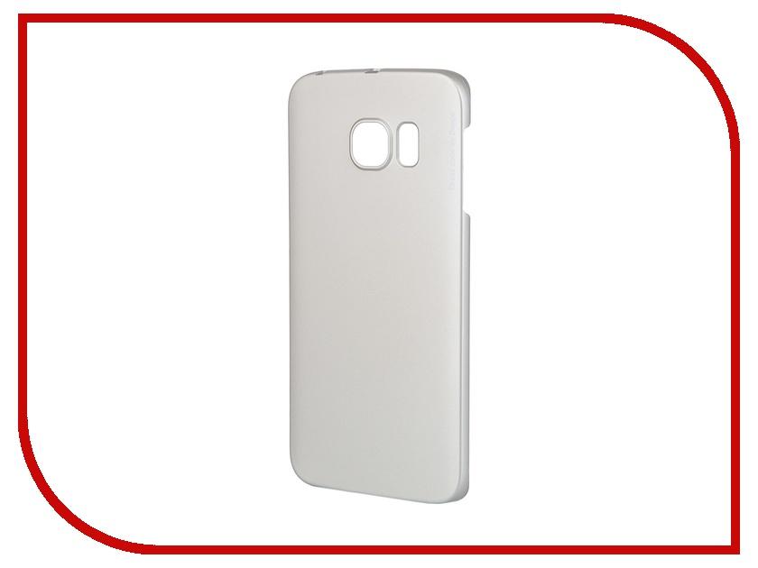��������� �����-�������� Samsung G925F Galaxy S6 Edge Deppa Air Case Golden 83184