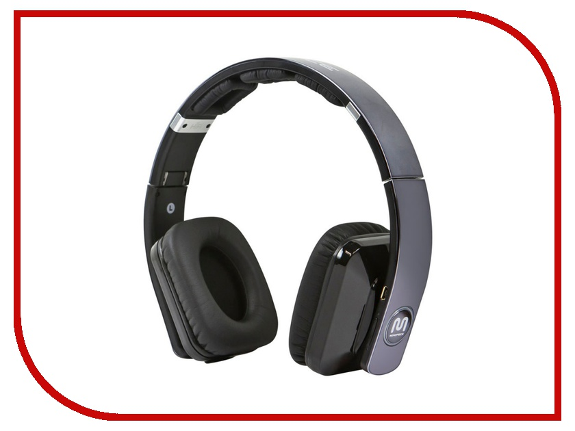 Наушники Monoprice On-the-Ear Headphones Premium Virtual Surround Sound 10585<br>