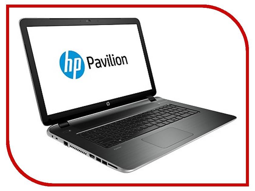 Ноутбук HP Pavilion 17-f206ur L1T90EA AMD A10-5745M 2.1 GHz/6144Mb/750Gb/DVD-RW/Radeon R7 M260 2048Mb/Wi-Fi/Bluetooth/Cam/17.3/1920x1080/Windows 8.1 64-bit