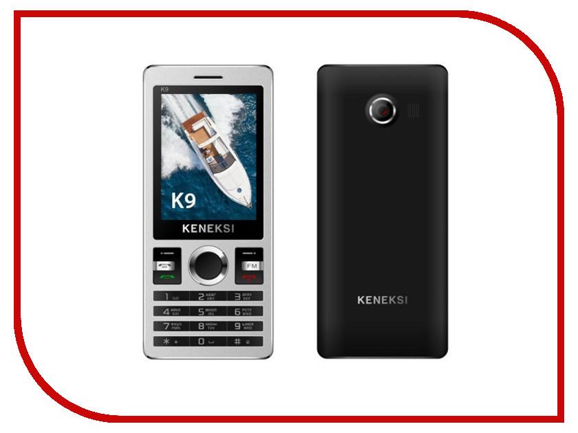 Сотовый телефон KENEKSI K9 Black