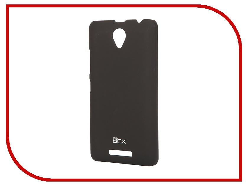 ��������� �����-�������� Lenovo A5000 SkinBox 4People Black P-S-LA5000-002 + �������� ������