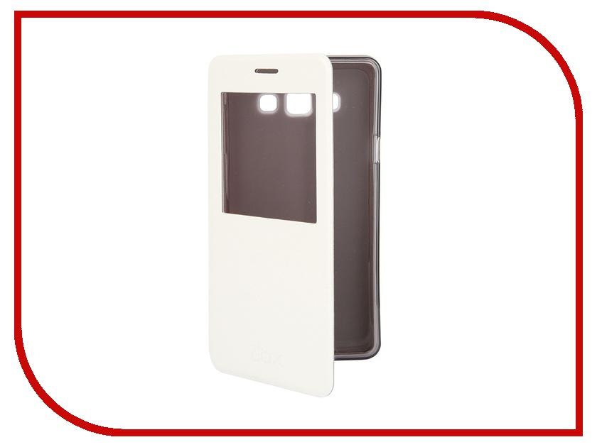 Аксессуар Чехол Samsung A700 Galaxy A7 SkinBox Lux AW White T-S-SA700-004<br>