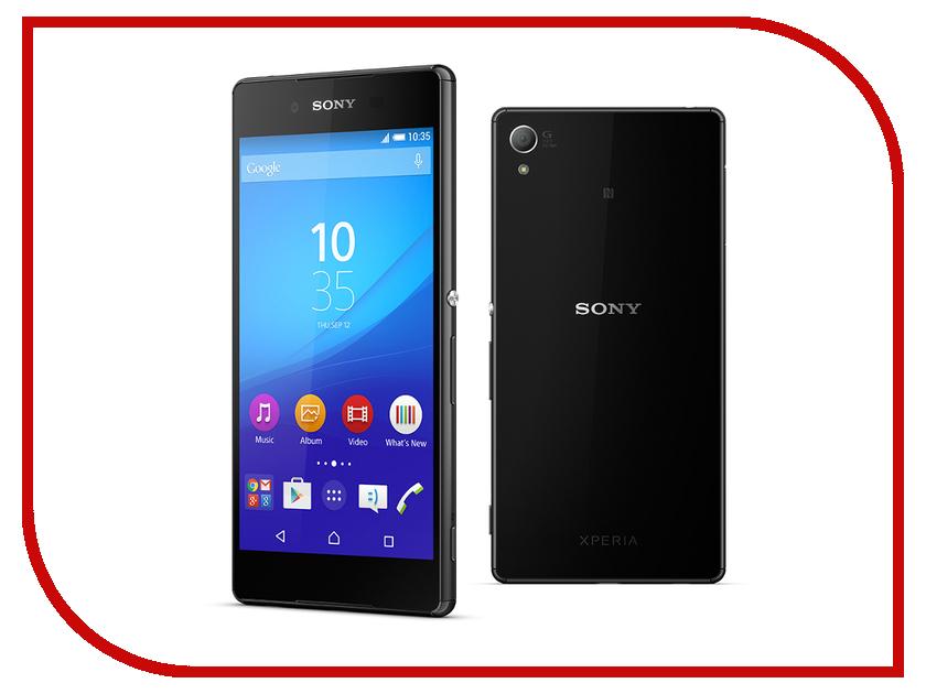 Сотовый телефон Sony Xperia Z3+ (E6553) Black купить sony d5803 xperia z3 compact
