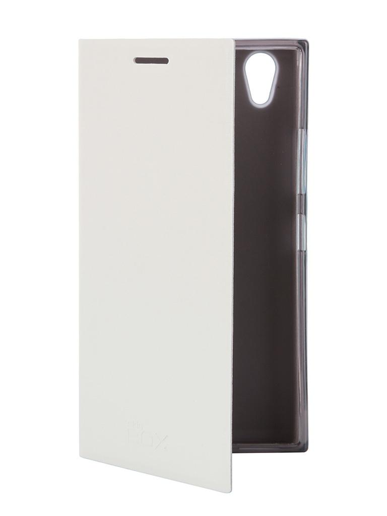 Аксессуар Чехол Lenovo P70 SkinBox Lux White T-S-LP70-003<br>
