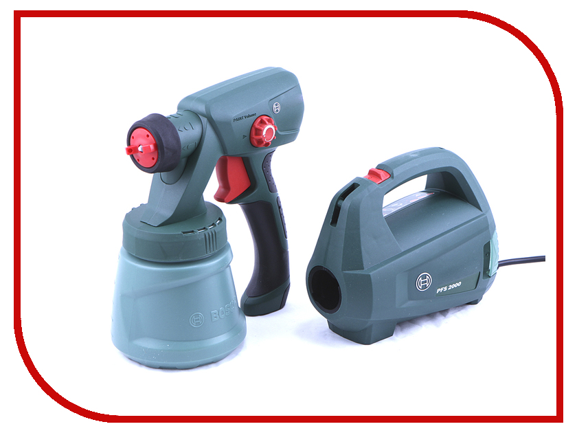 Краскораспылитель Bosch PFS 2000 0603207300<br>