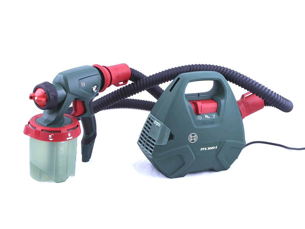Краскораспылитель Bosch PFS 3000-2 0603207100 недорого
