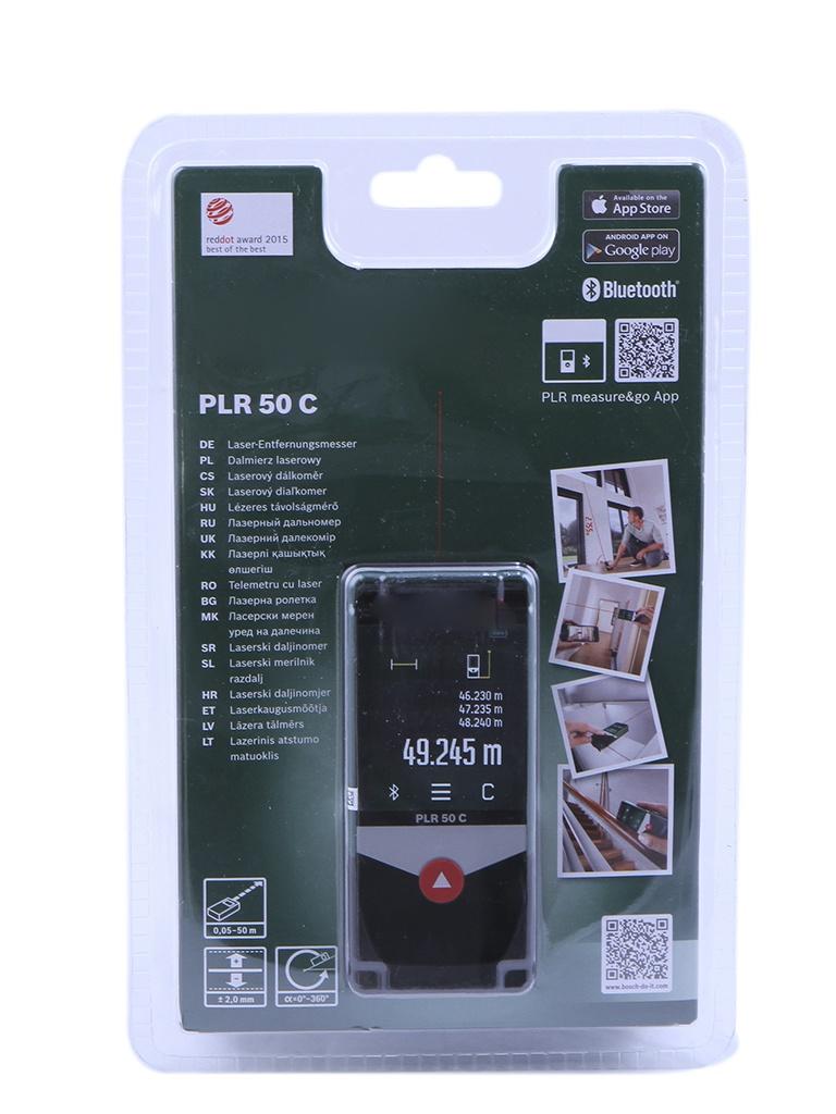 цена на Дальномер Bosch PLR 50 C 0603672220