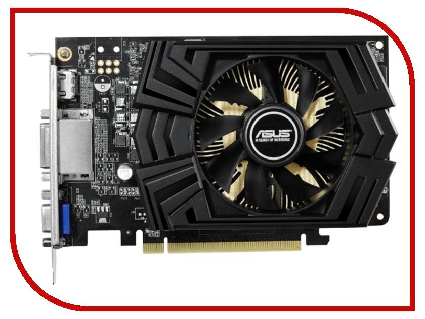 Видеокарта ASUS GeForce GTX 750 Ti 1020Mhz PCI-E 3.0 2048Mb 5400Mhz 128 bit 2xDVI HDMI HDCP PH GTX750TI-PH-2GD5