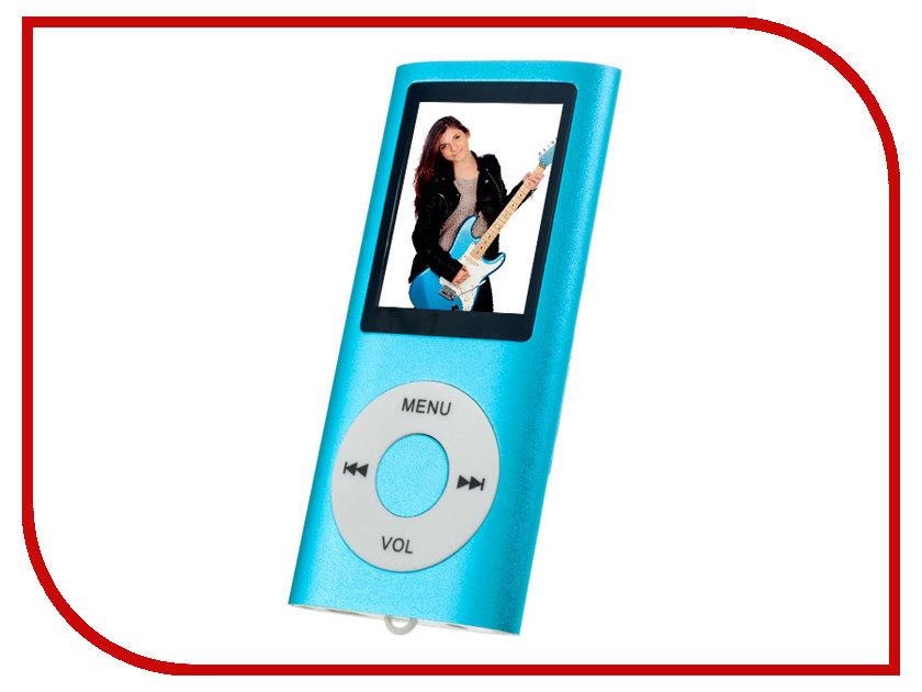 Плеер Perfeo VI-M011 Blue плеер perfeo vi m011 голубой