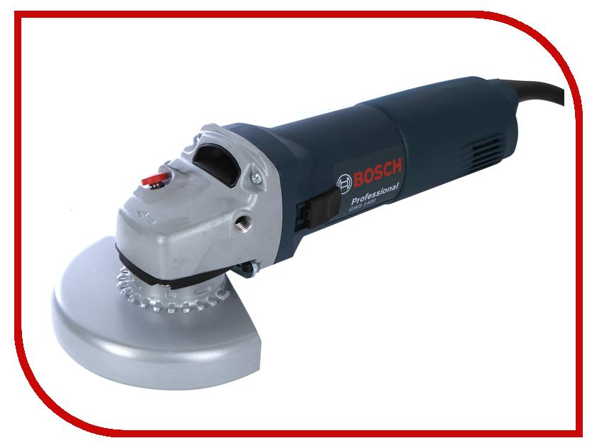 Шлифовальная машина Bosch GWS 1400 Professional шлифовальная машина bosch gws 10 8 76 v ec 06019f2000