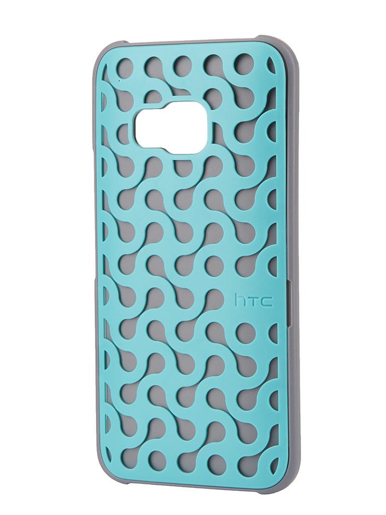 Аксессуар Чехол HTC One M9 Blue HC K1150<br>