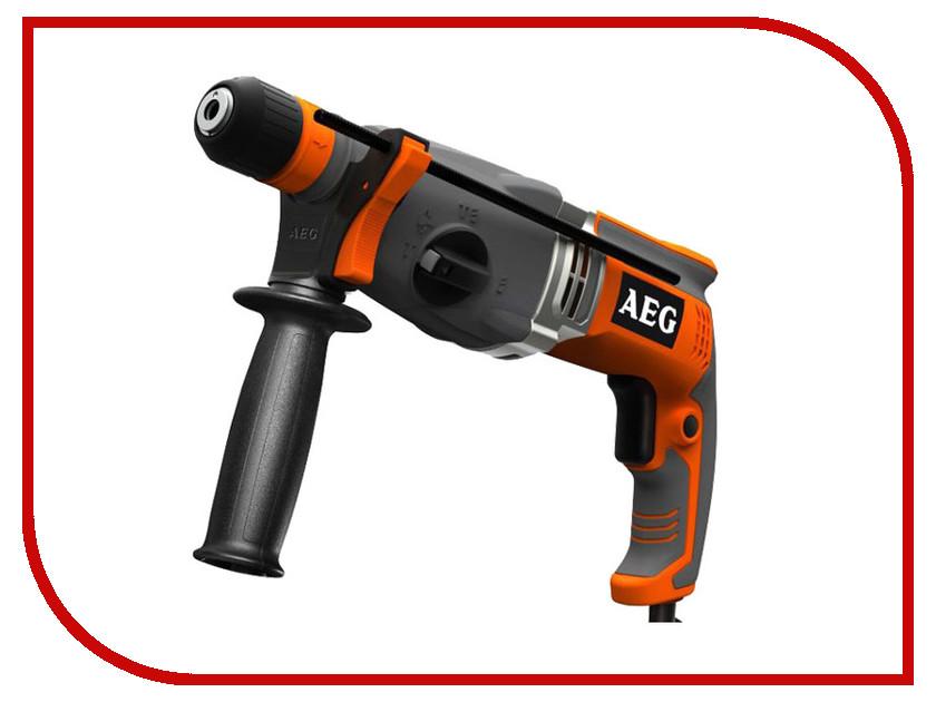 все цены на Перфоратор AEG KH 28 Super XE 428190 онлайн