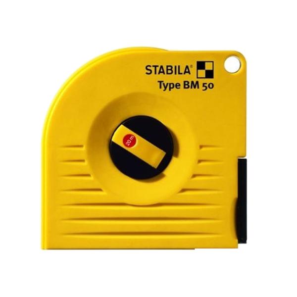 Рулетка STABILA ВМ 50 W 17221<br>
