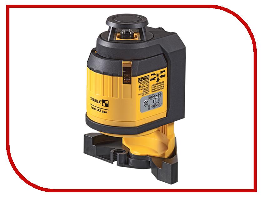 Нивелир STABILA LAX 400 18702  лазерный прибор stabila тип lax 300 set 18327