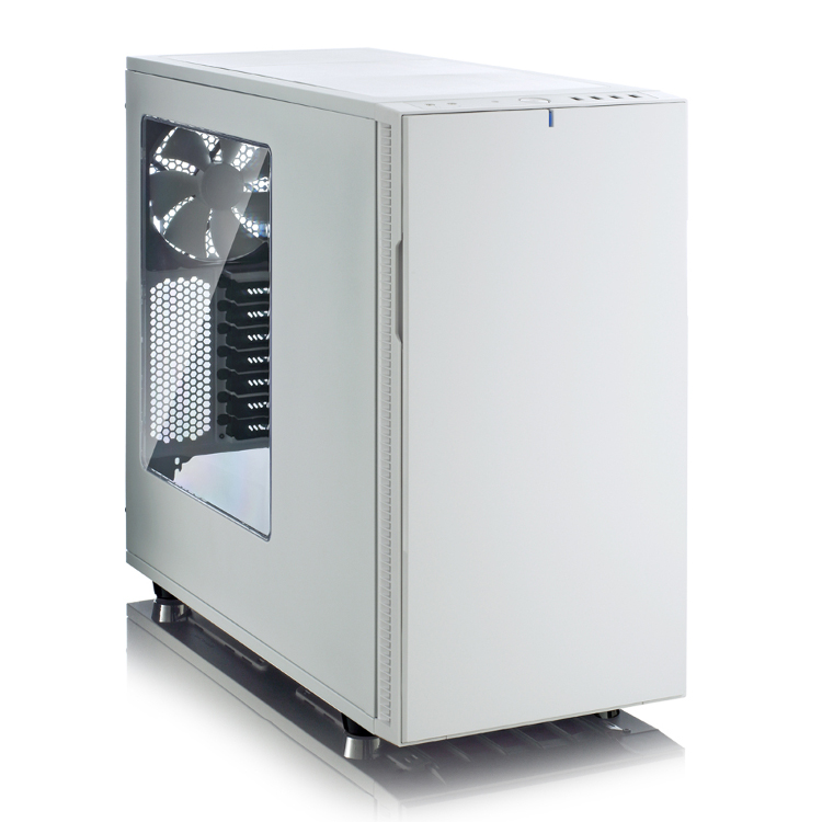 Корпус Fractal Define R5 Window FD-CA-DEF-R5-WT-W White