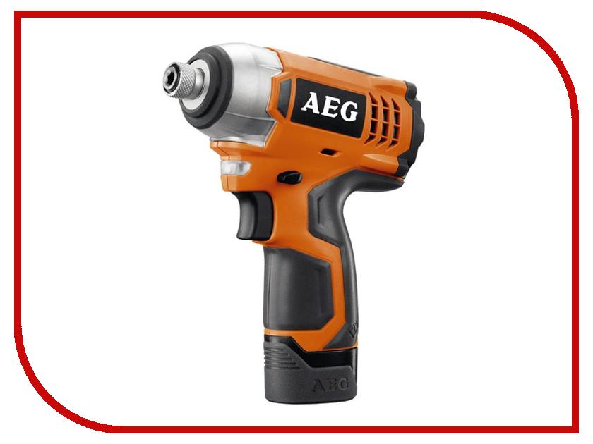 Гайковерт AEG BSS 12C Li-202C 443965 фильтр bss winia