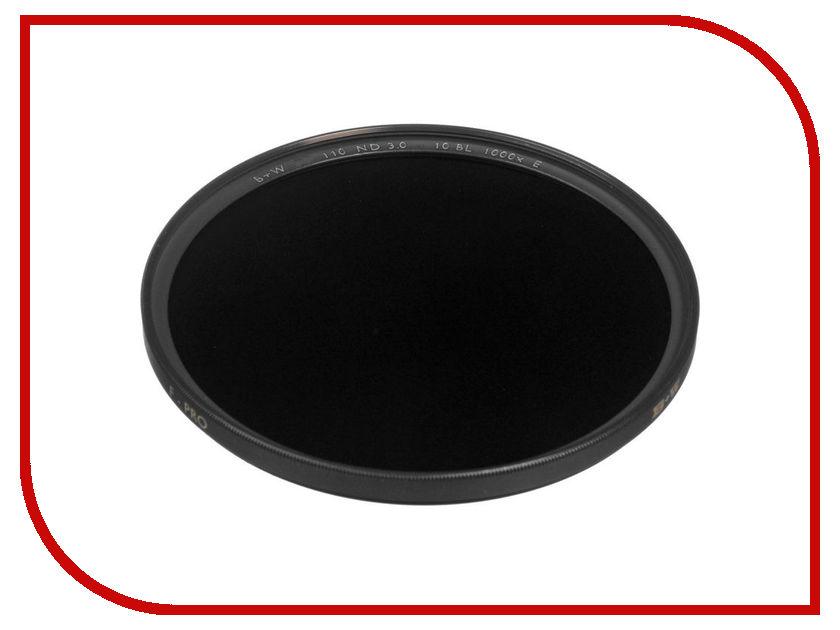 Светофильтр B+W 110 F-Pro E ND 3.0 1000x 82mm (1073163)<br>