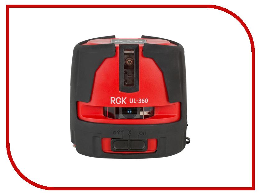 Нивелир RGK UL-360 лазерный нивелир rgk ul 41a