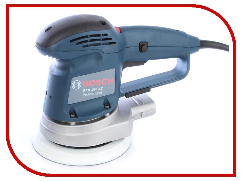 Шлифовальная машина Bosch GEX 150 AC Professional 0601372768<br>