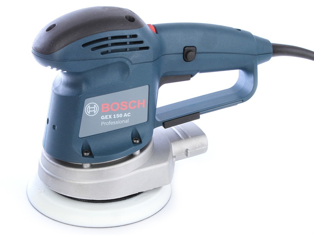 цена Шлифовальная машина Bosch GEX 150 AC Professional 0601372768 онлайн в 2017 году