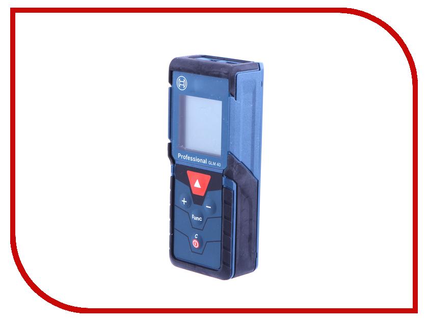 Дальномер Bosch GLM 40 Professional 0601072900 дальномер bosch plr 50 c 50 м 603672220