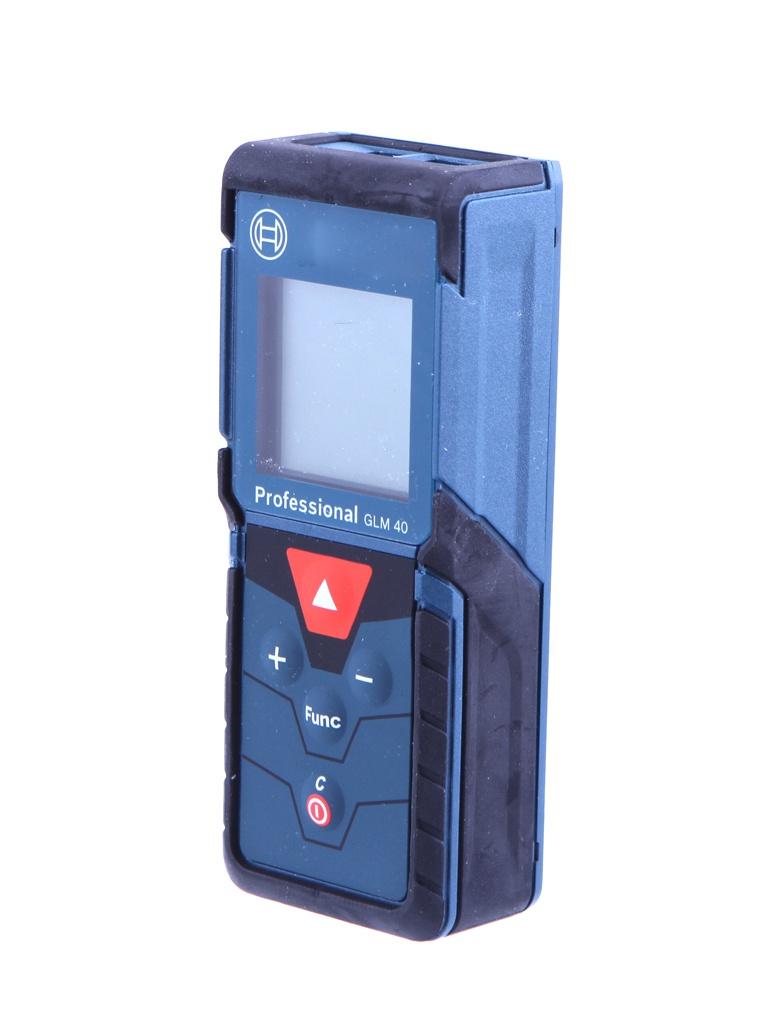Дальномер Bosch GLM 40 Professional 0601072900 дальномер bosch glm 40 40 м 601072900
