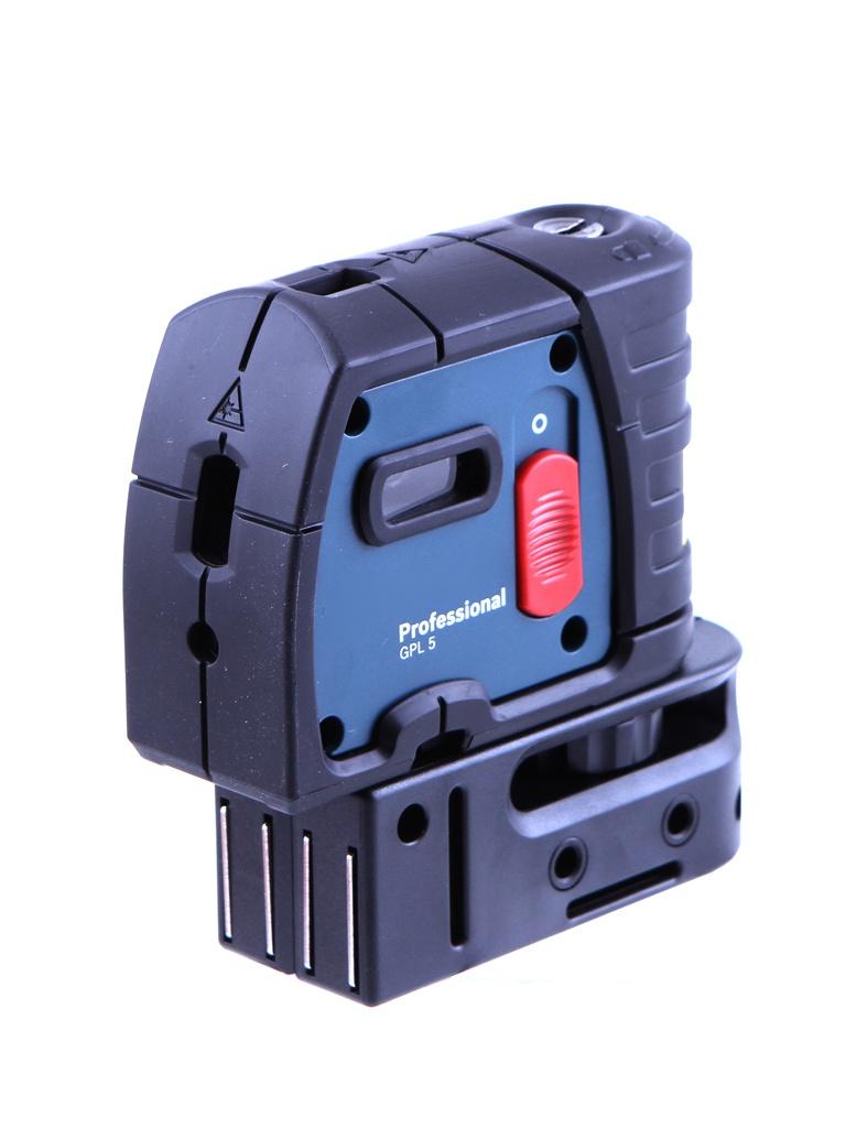 Нивелир Bosch GPL 5 Professional 0601066200 лазерный отвес bosch gpl 3 0 601 066 100