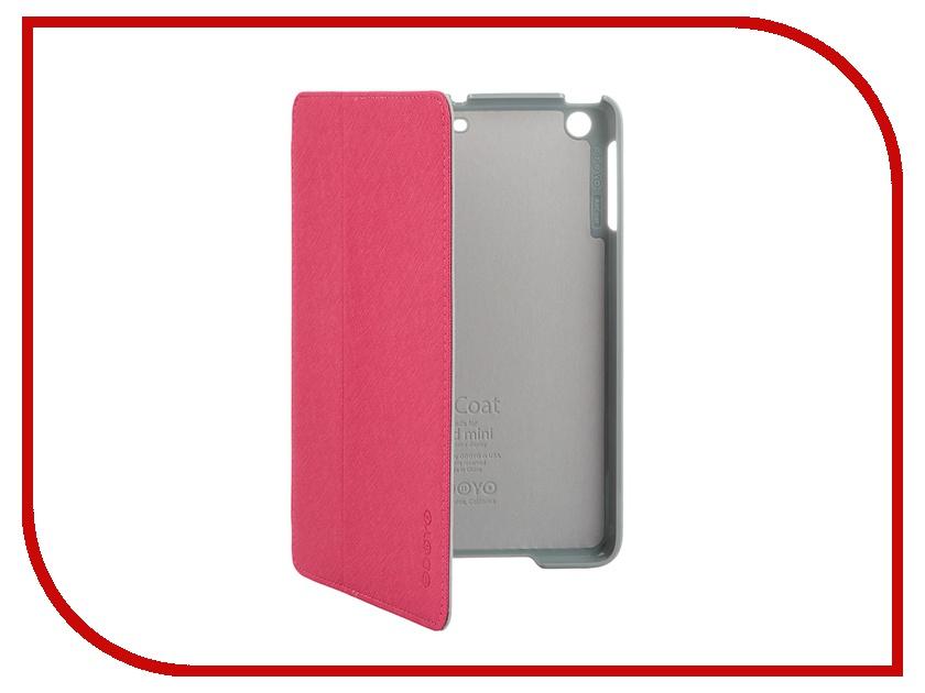 Аксессуар Чехол Odoyo AirCoat Retina для iPad mini Cherry Red PA542RD<br>