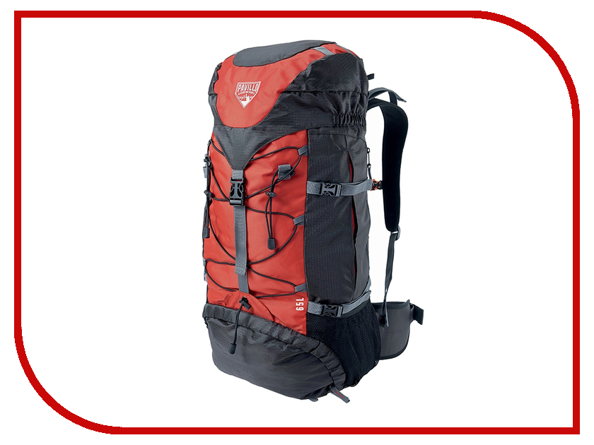Рюкзак BestWay Quary Red 68026